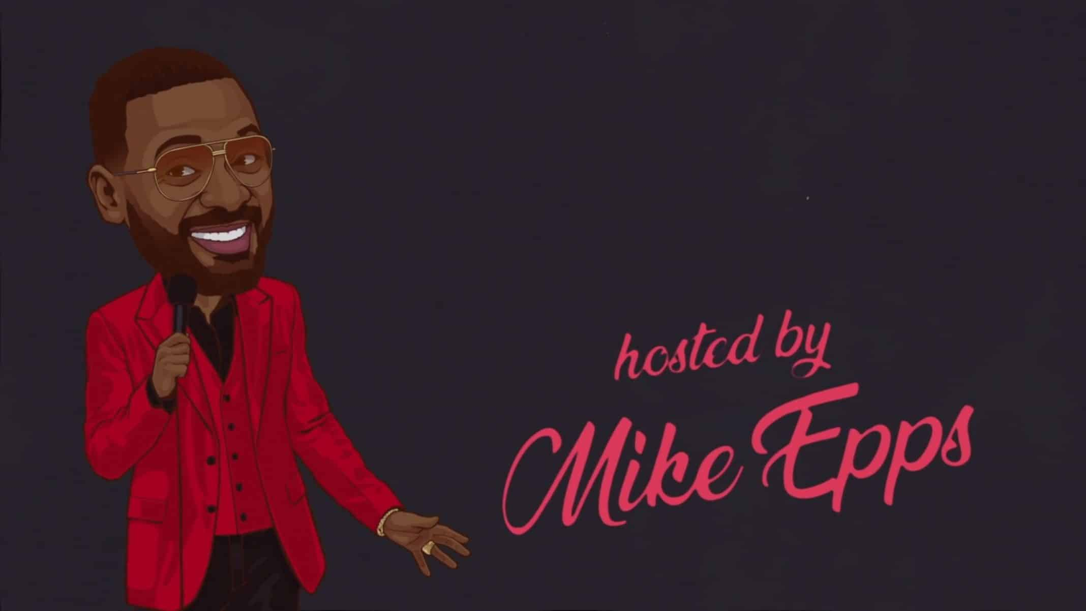 An illustration of Mike Epps