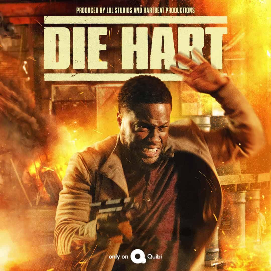 Poster - Die Hart