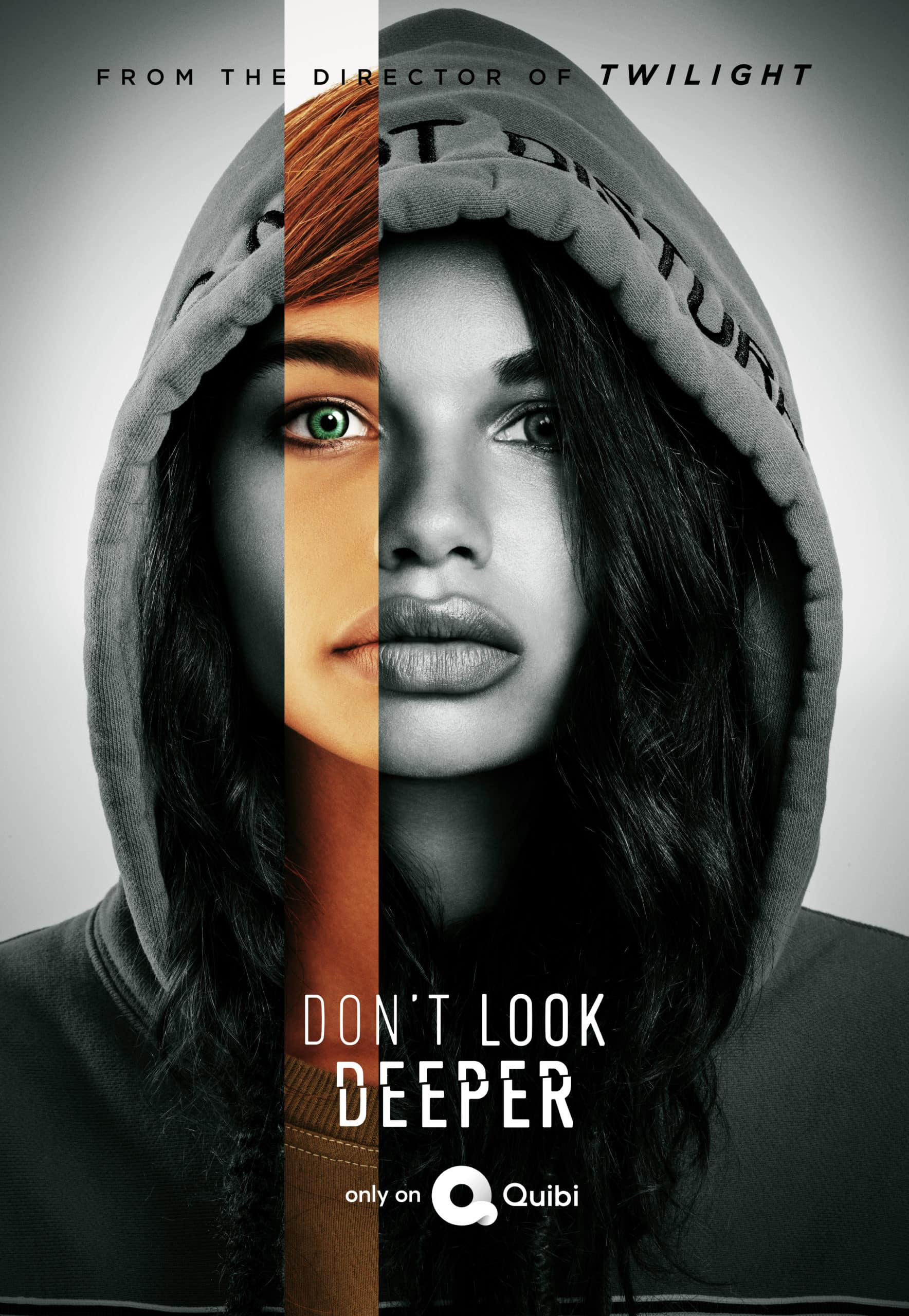 Poster - Don't Look Deeper