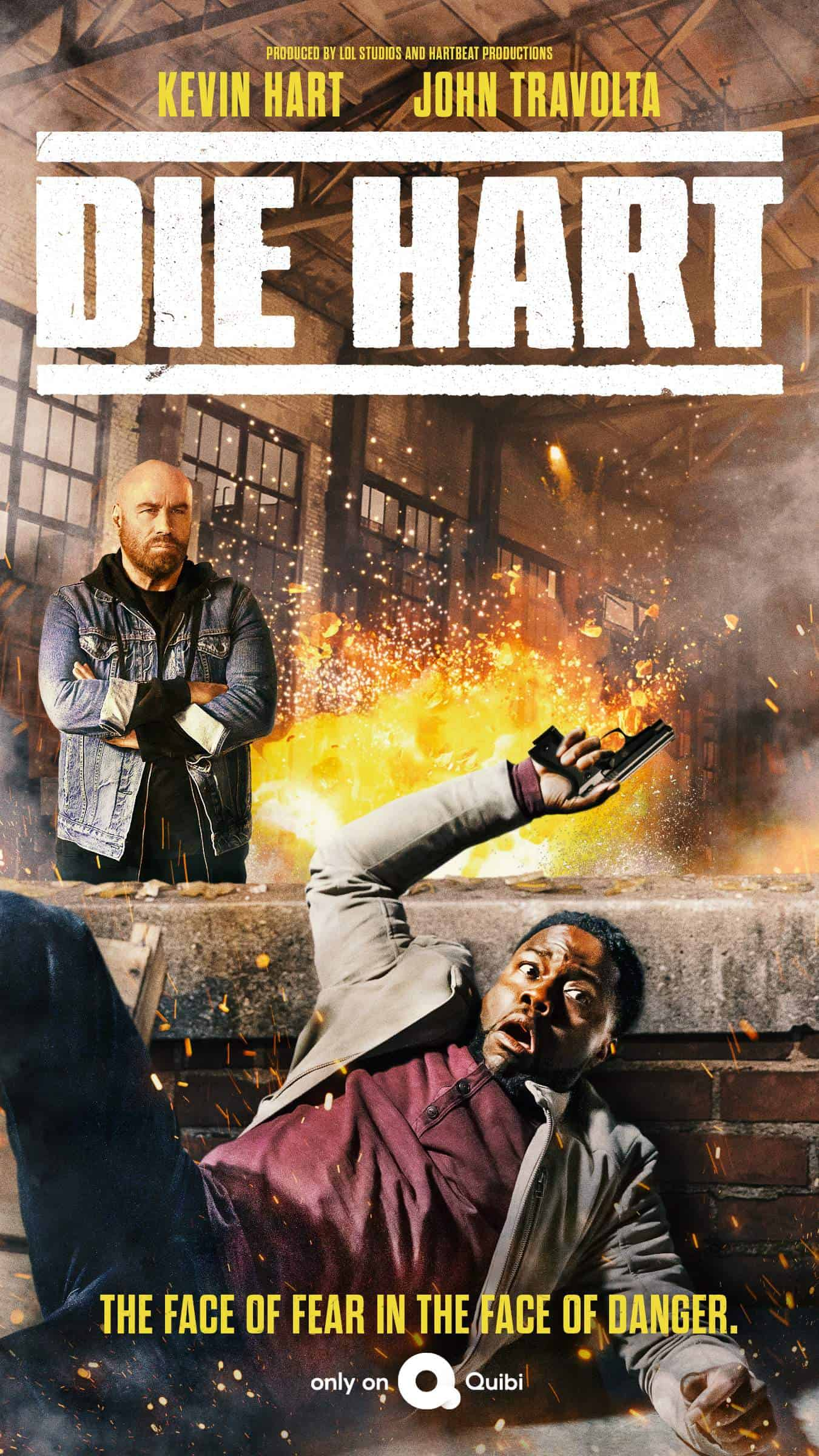 Promotional Poster - Die Hart