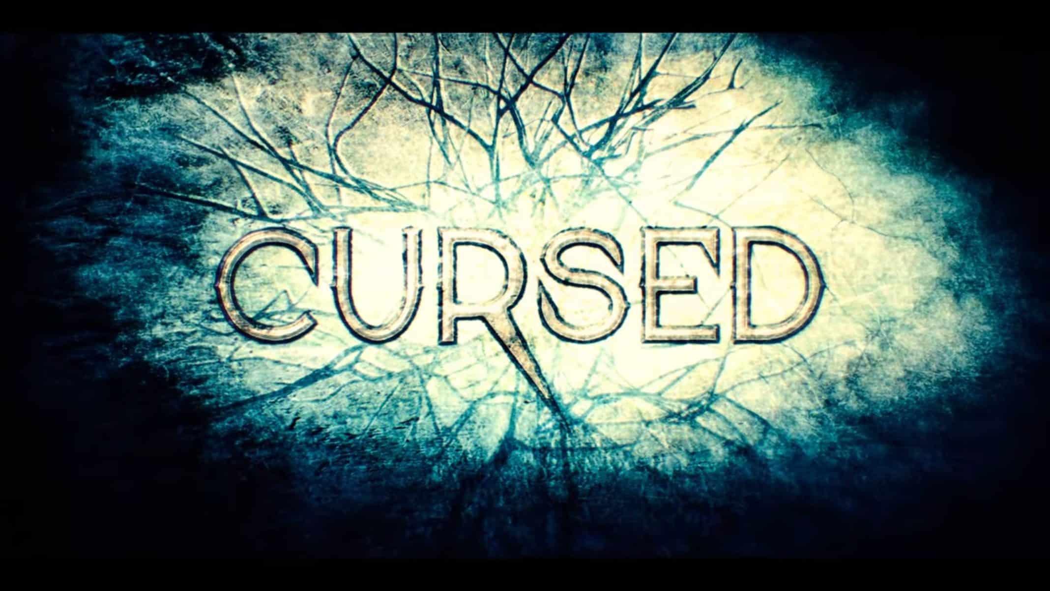 Title Card - Cursed