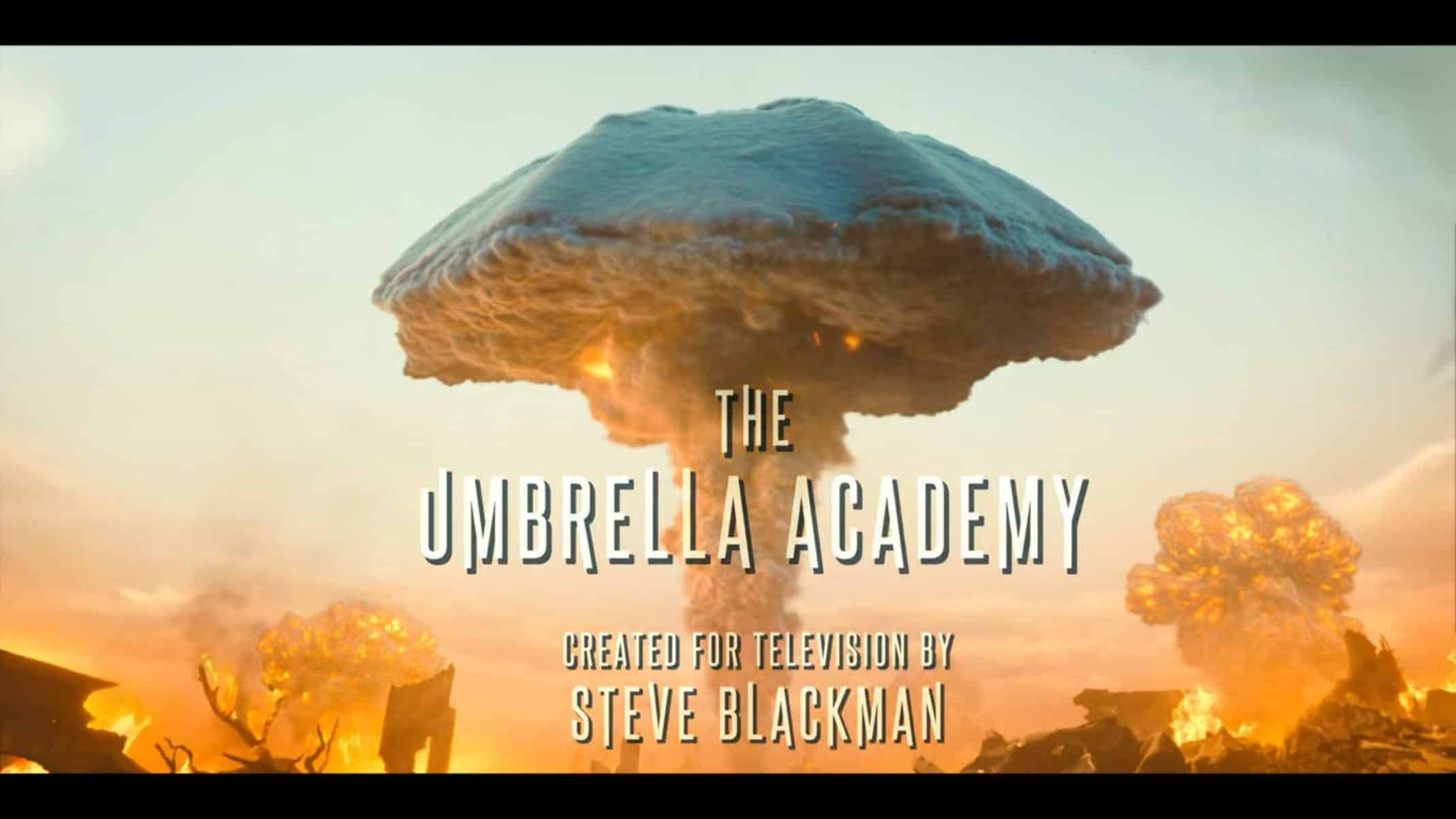 Title Card Episode 1 - The Umbrella Academy Season 2 Episode 1 to 3