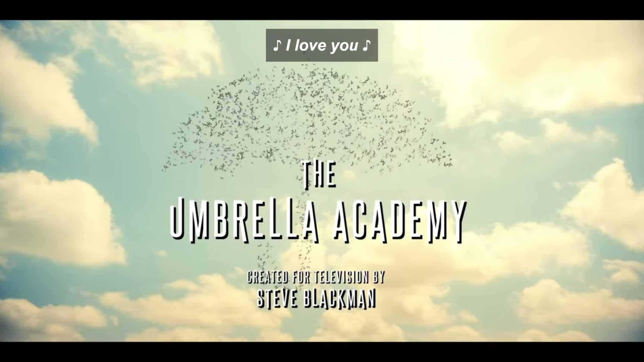 Title Card Episode 3 - The Umbrella Academy Season 2 Episode 1 to 3