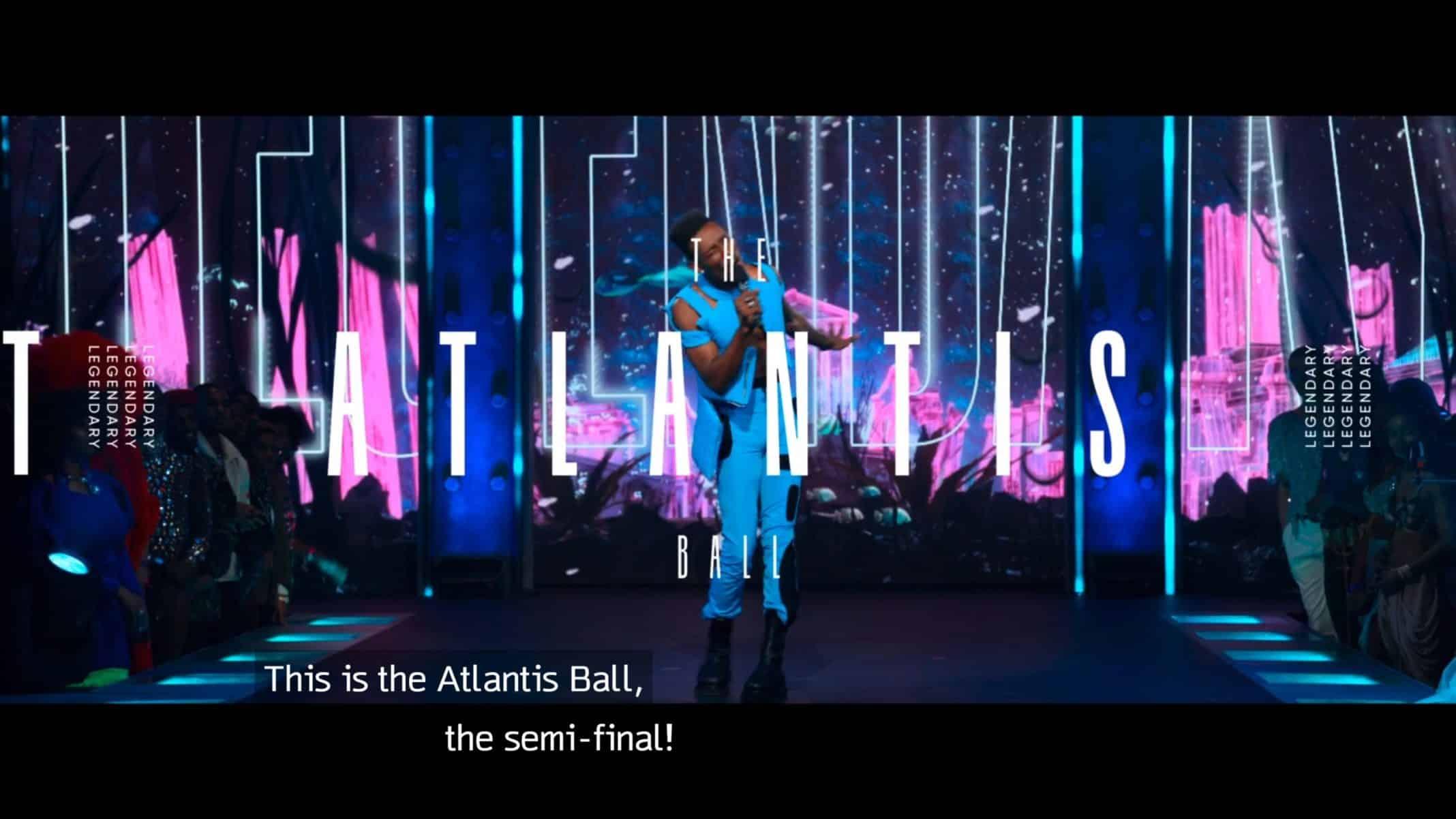 Title Card - Legendary Season 1 Episode 8 Atlantis