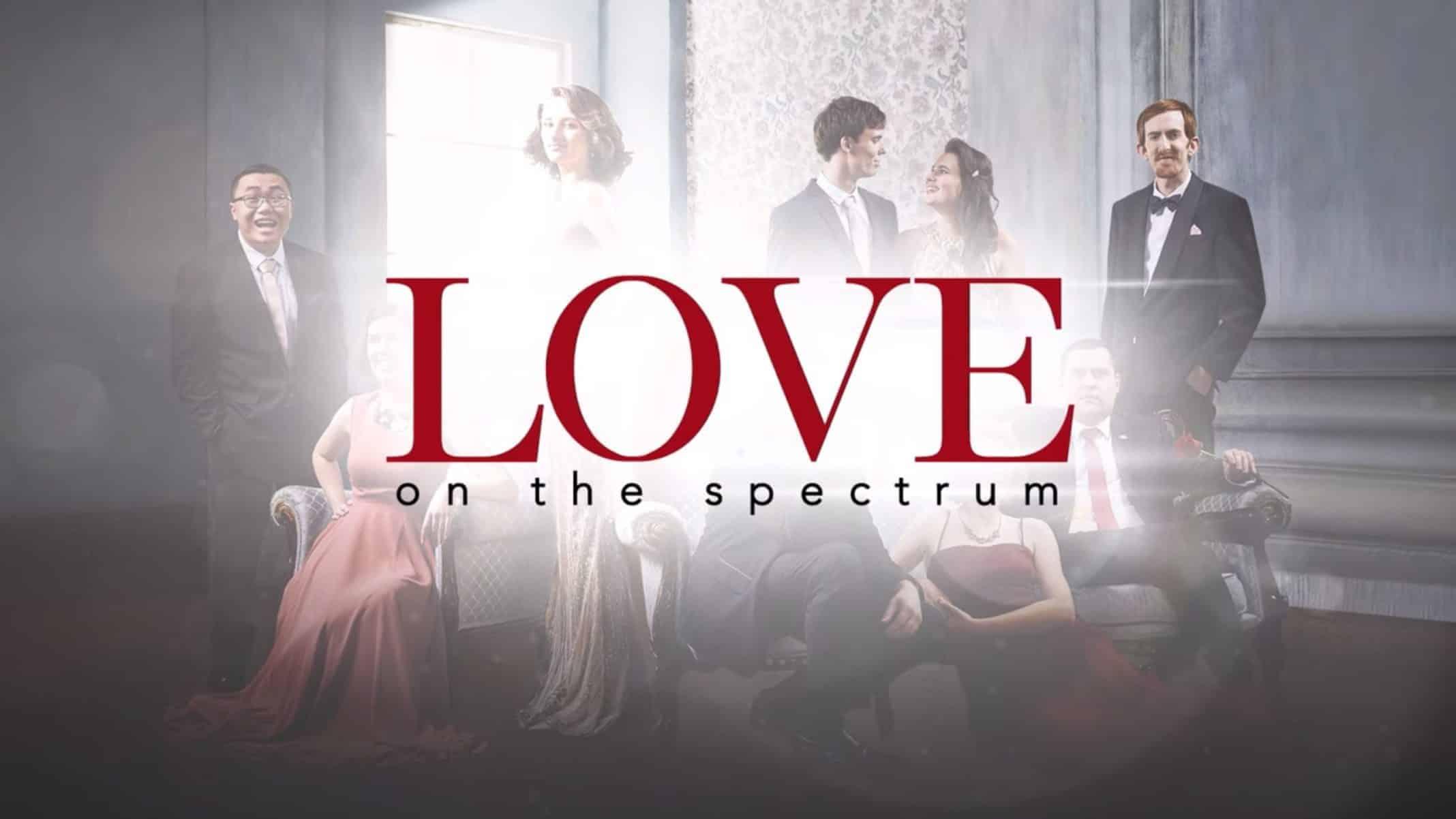 Title Card - Love On The Spectrum Season 1 Episode 1 [Series Premiere]