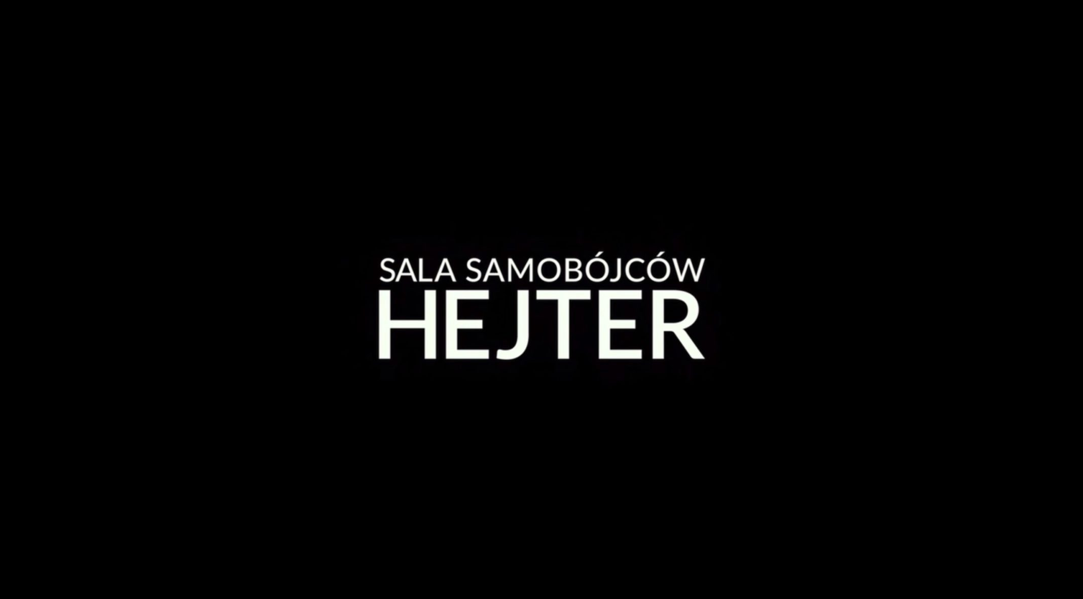 Title Card - The Hater