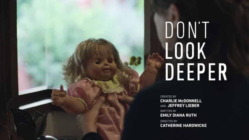 Episode 10 Title Card - Don't Look Deeper Season 1