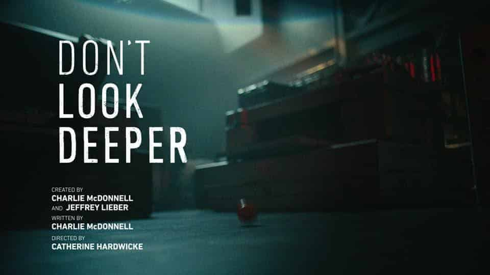 Episode 12 Title Card - Don't Look Deeper Season 1