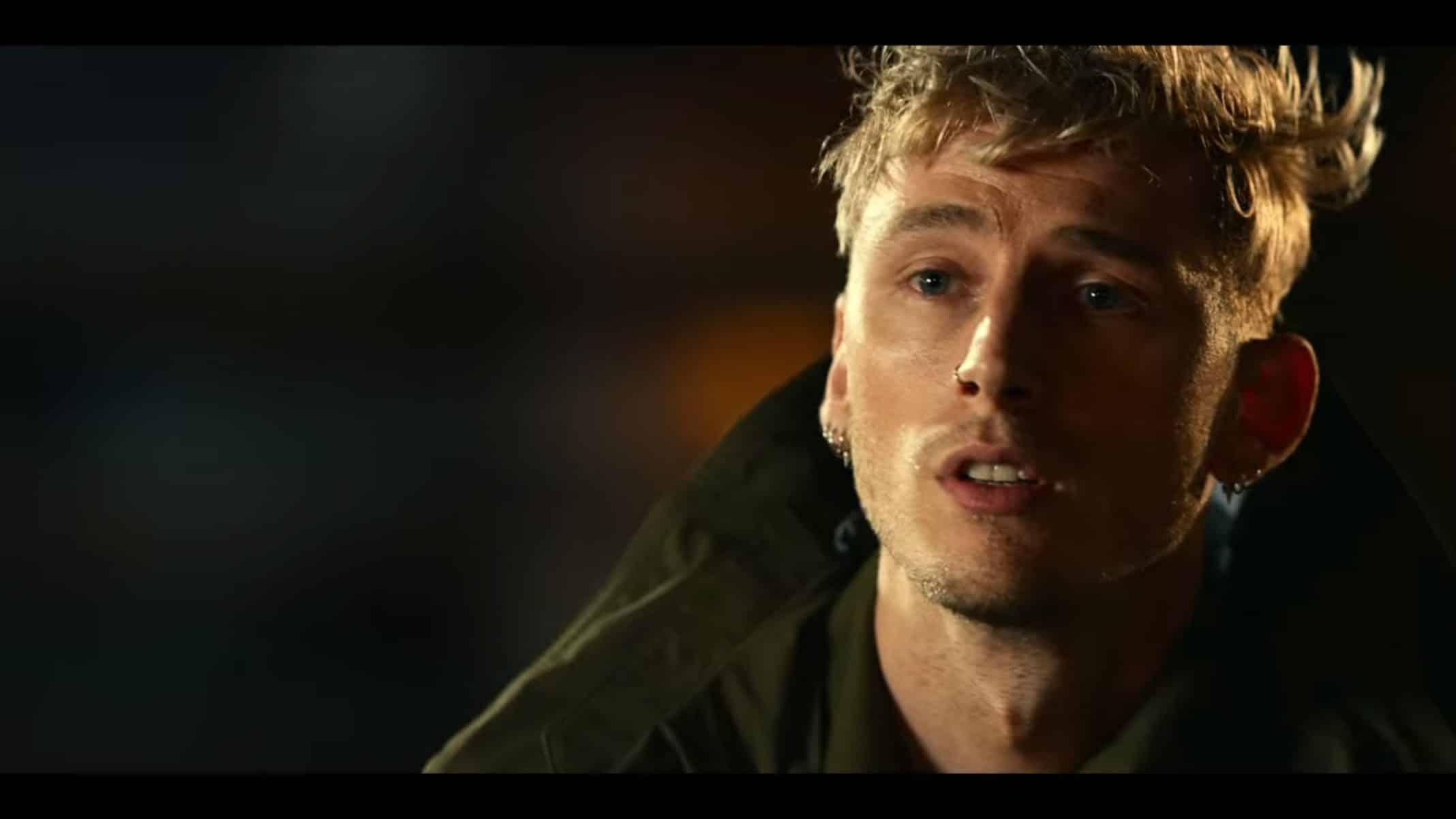 Newt (Colson Baker aka Machine Gun Kelly)