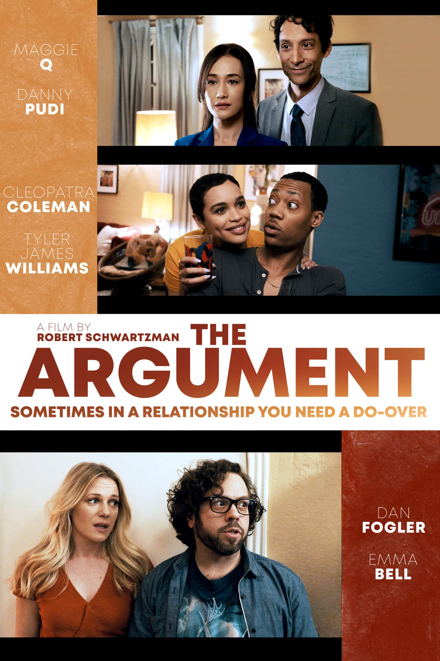 Poster - The Argument (2020)