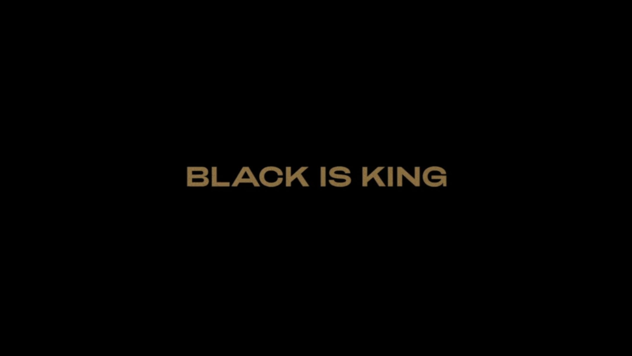 Title Card - Black Is King