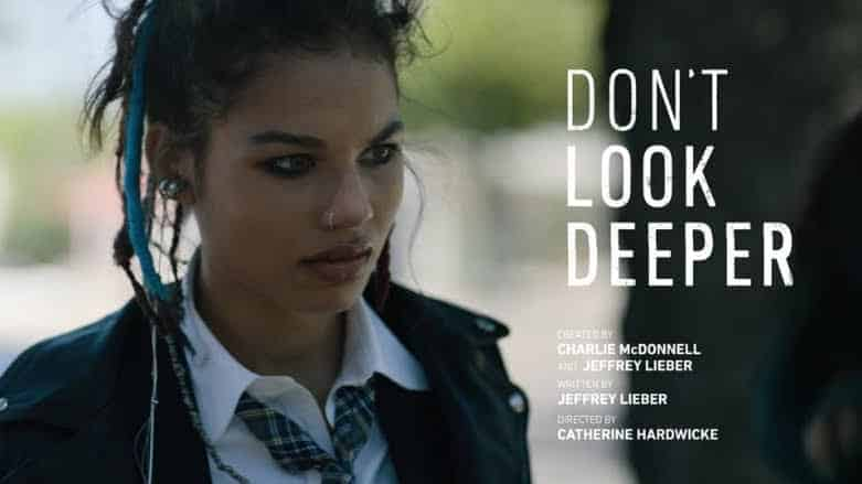 Title Card - Don't Look Deeper Season 1 Episode 9