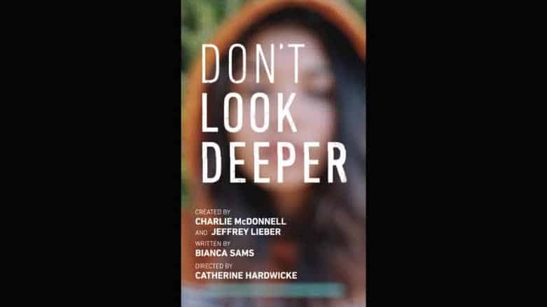 Title Card - Don't Look Deeper Season 1 Episode 7