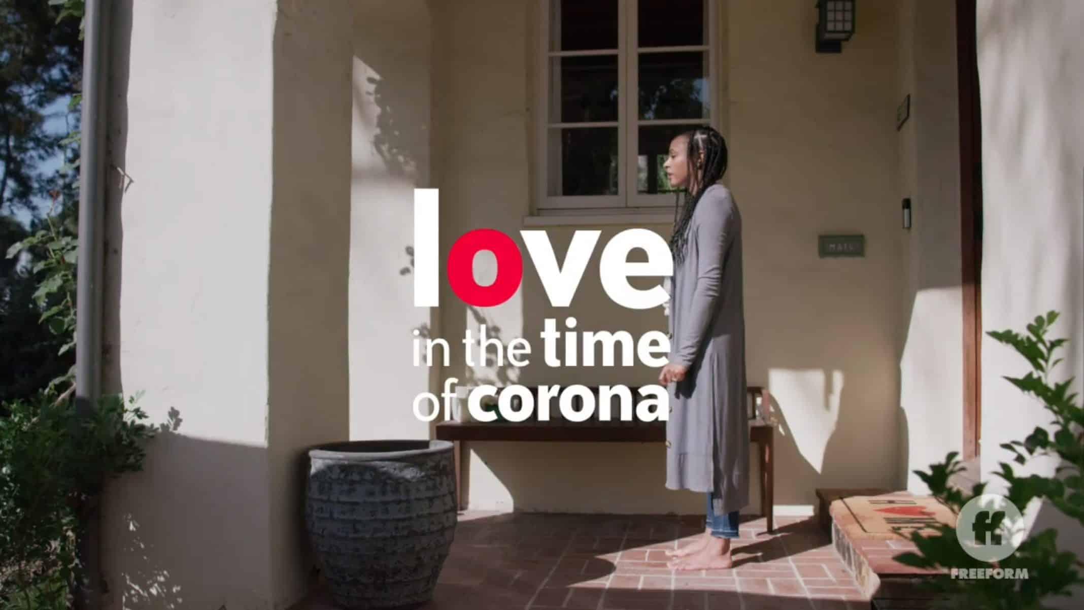 Title Card - Love In The Time of Corona