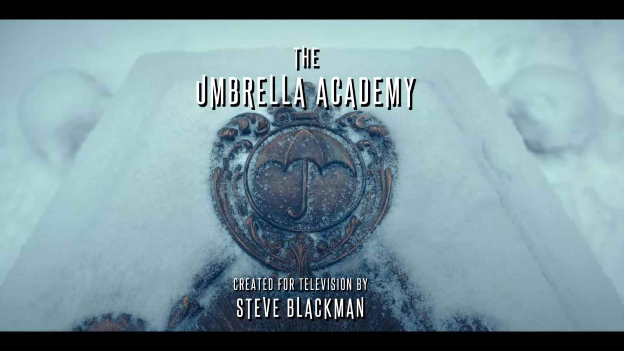 Title Card - The Umbrella Academy Season 2 Episode 10 The End of Something