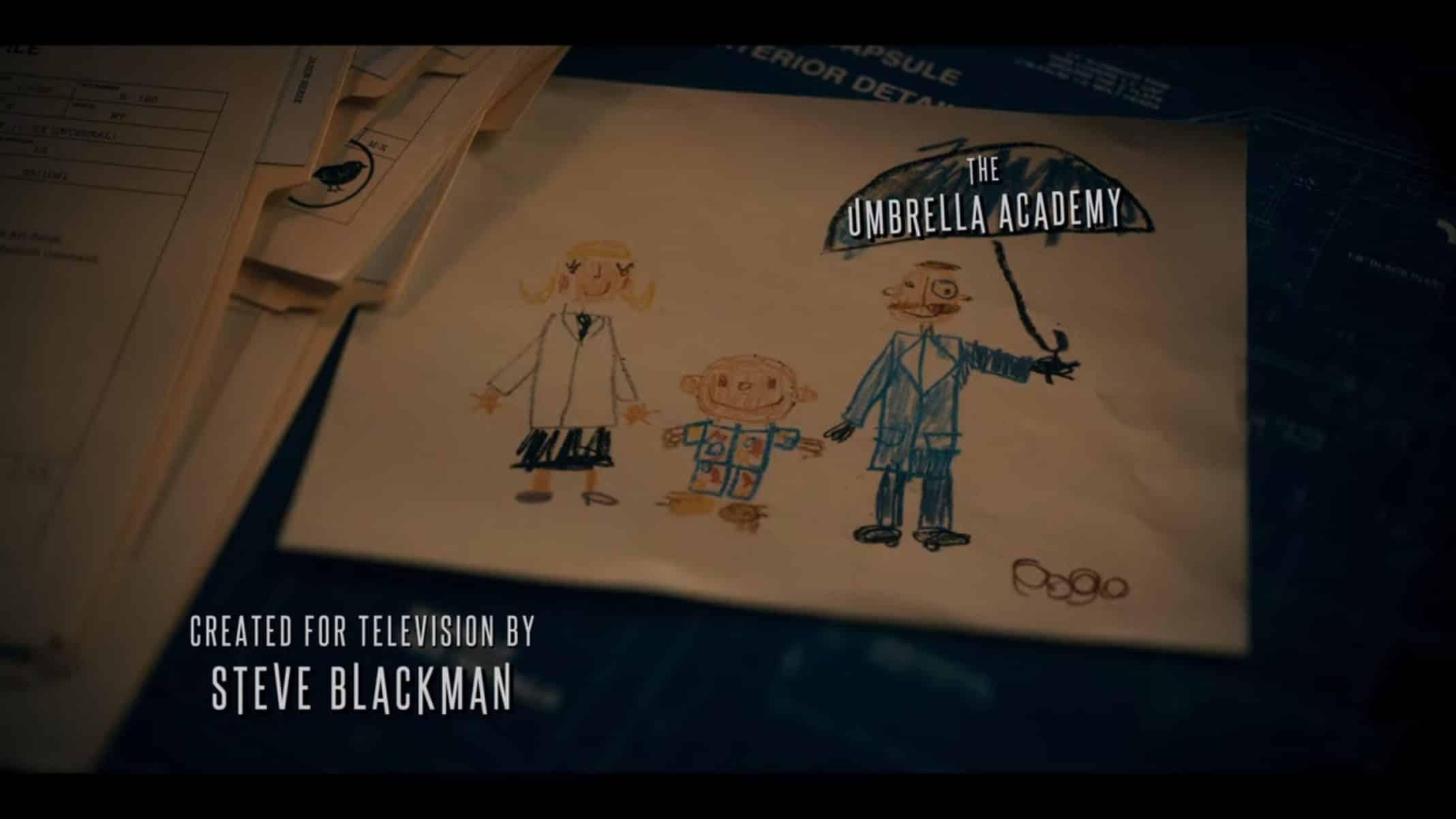 Title Card - The Umbrella Academy Season 2 Episode 5