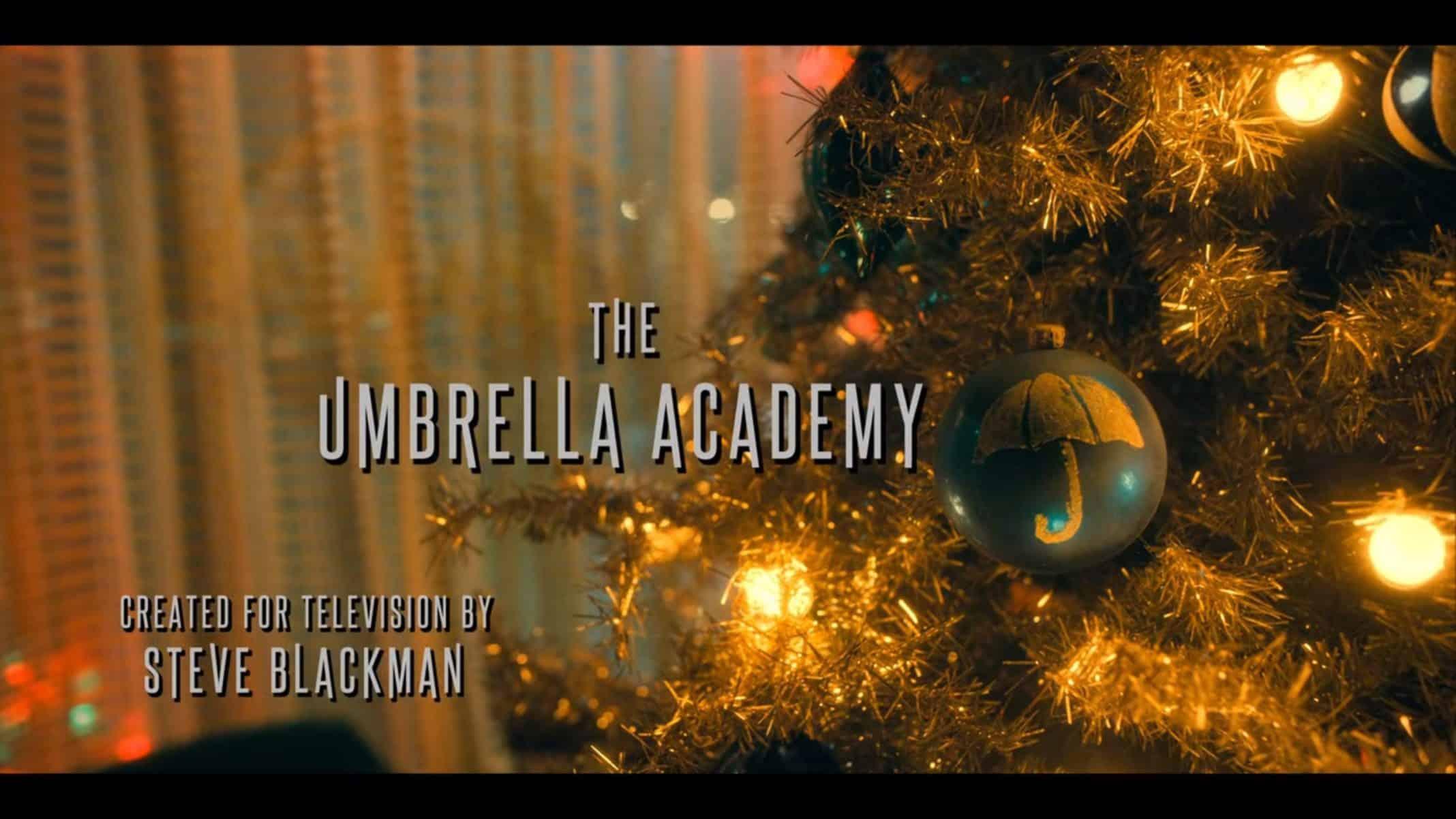 Title Card - The Umbrella Academy Season 2 Episode 6