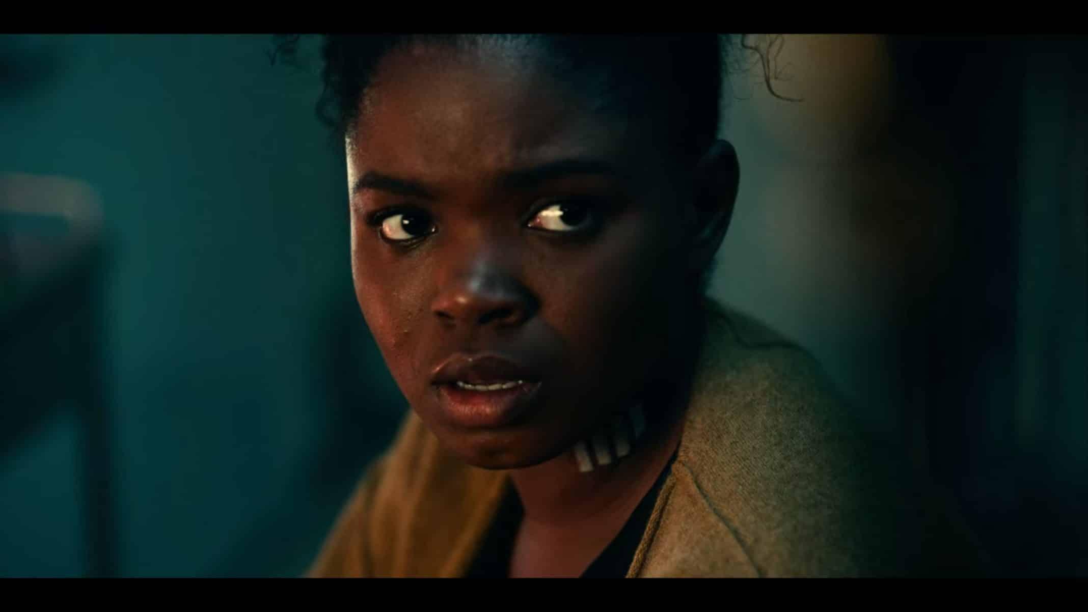 Tracy (Kyanna Simone Simpson)