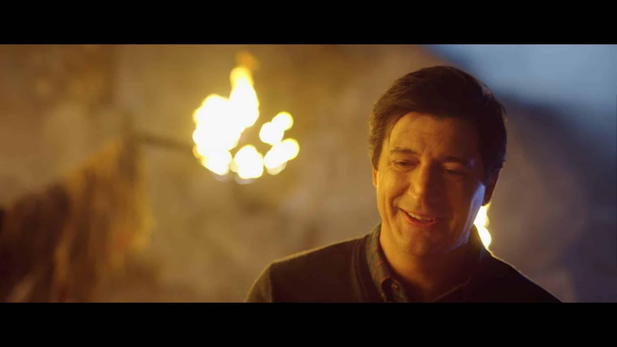 Archie (Ken Marino) happy his son is alive