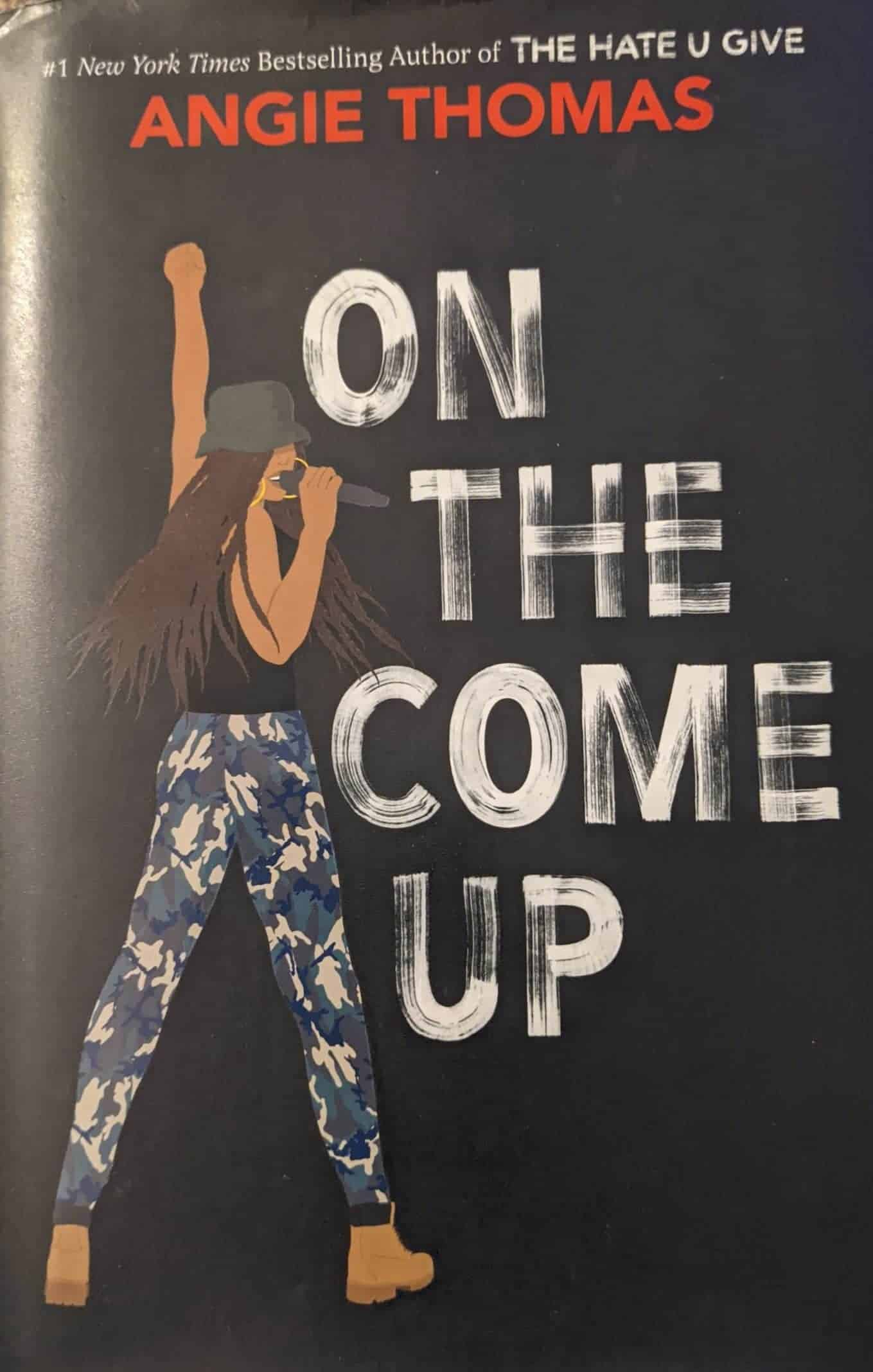 Book Cover - On The Come Up