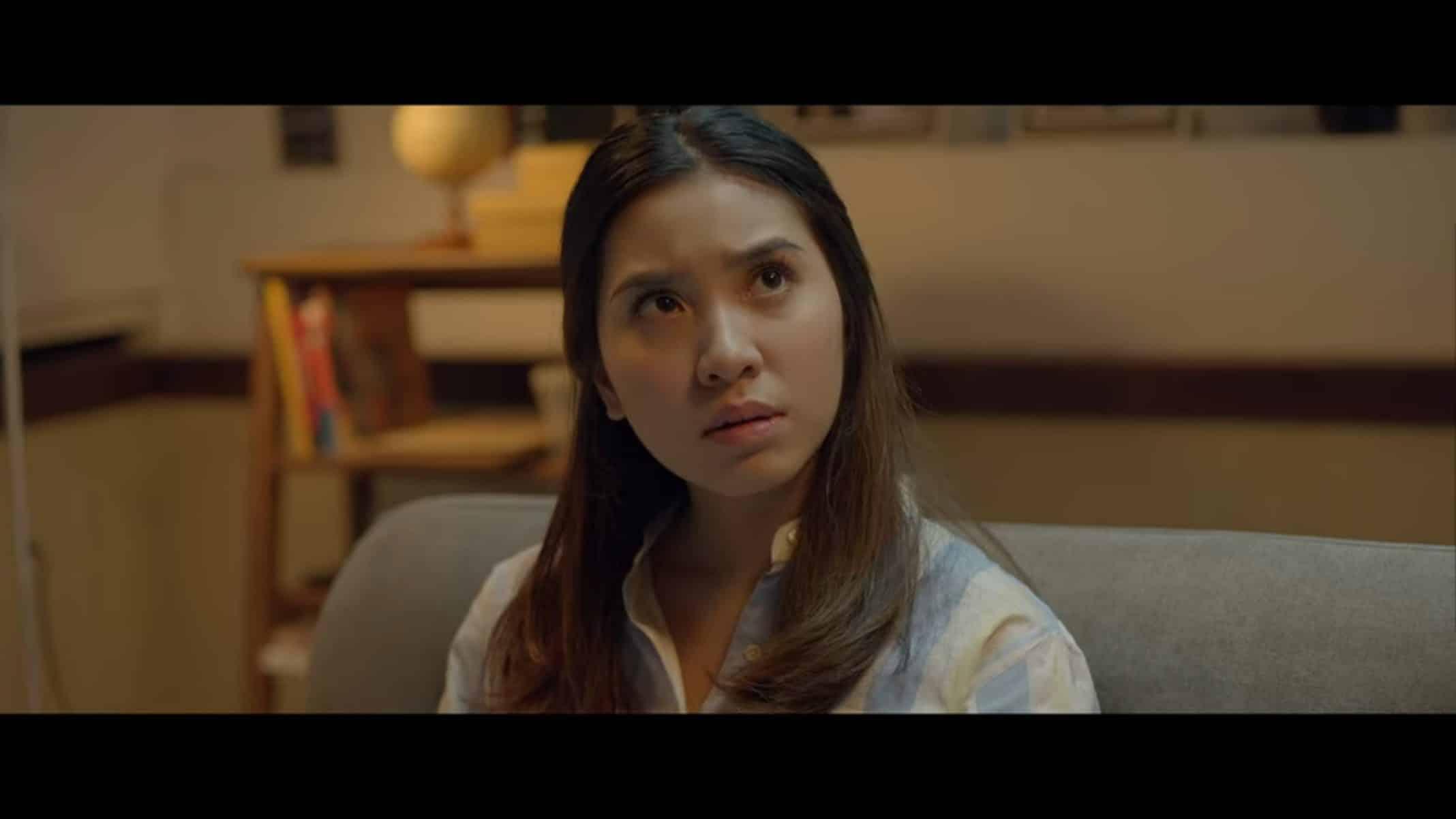 Cilla (Kezia Aletheia) dealing with Jovial's feelings.