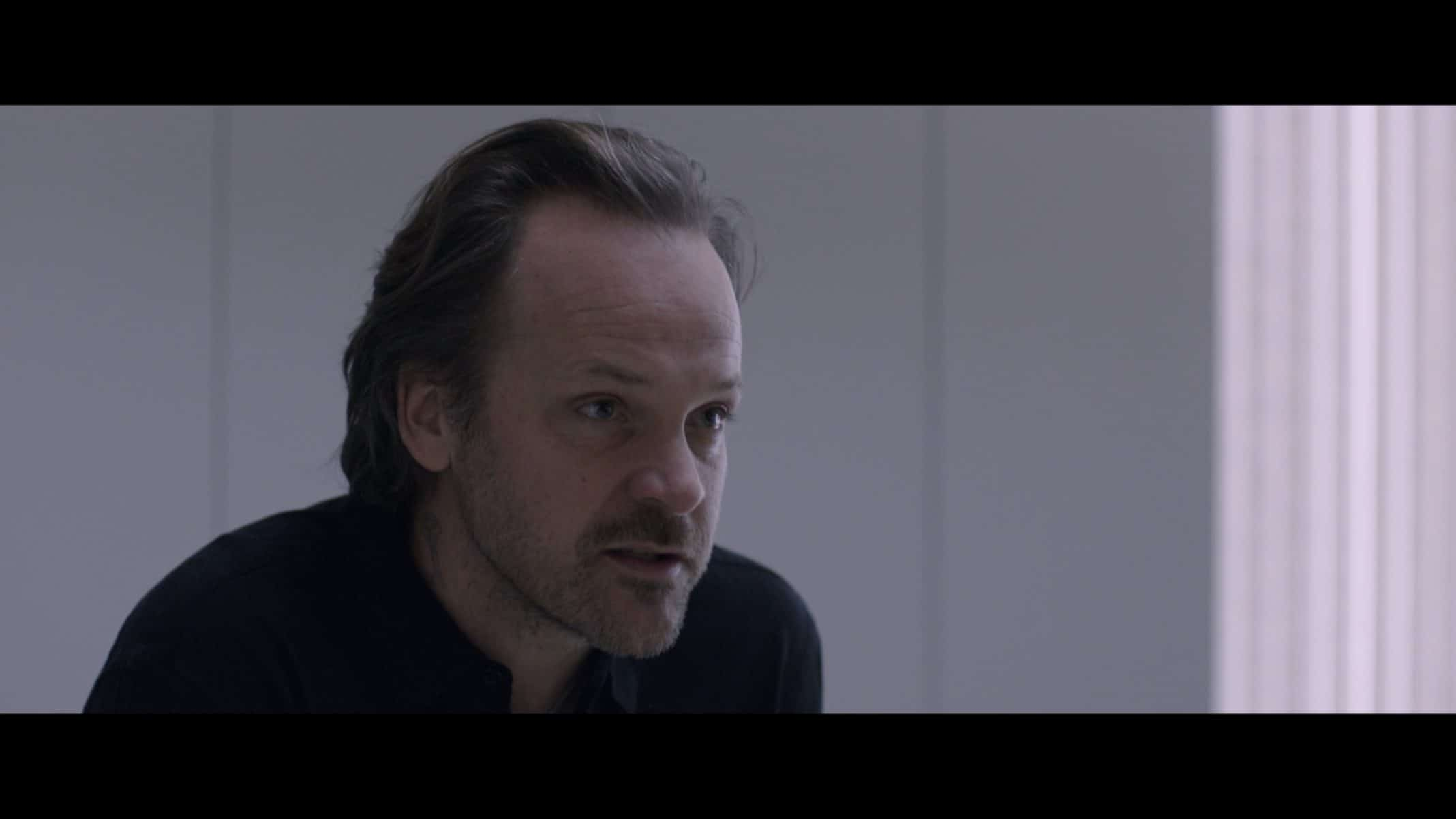 Jay (Peter Sarsgaard) questioning what to do about Kayla?