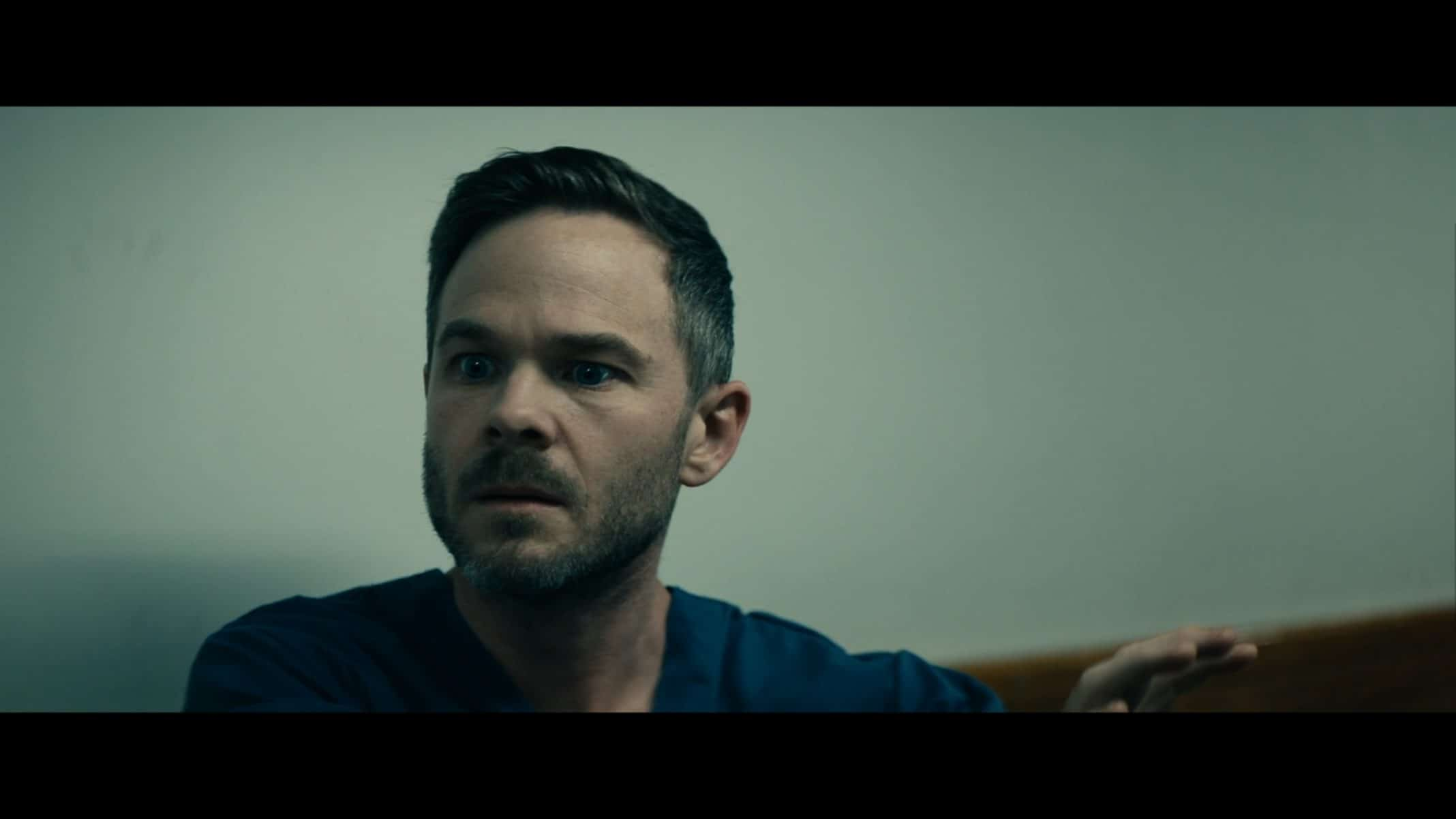 Lamplighter (Shawn Ashmore) out of his costume.