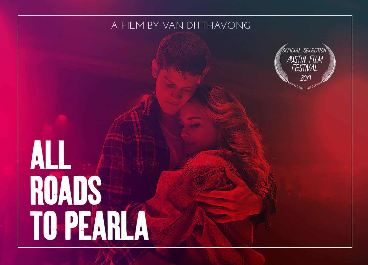 Movie Poster - All Roads To Pearla