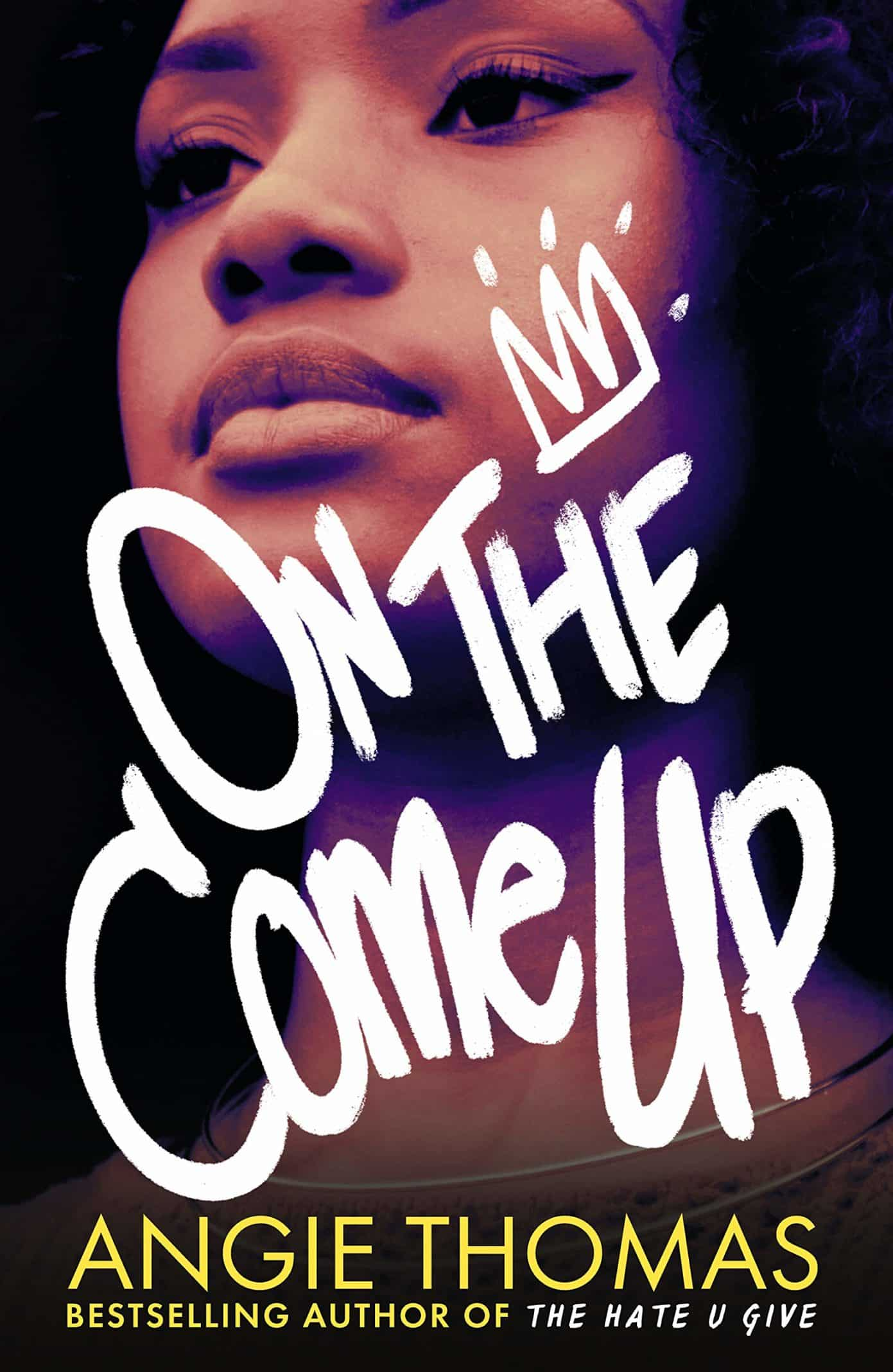 On The Come Up - Book Cover