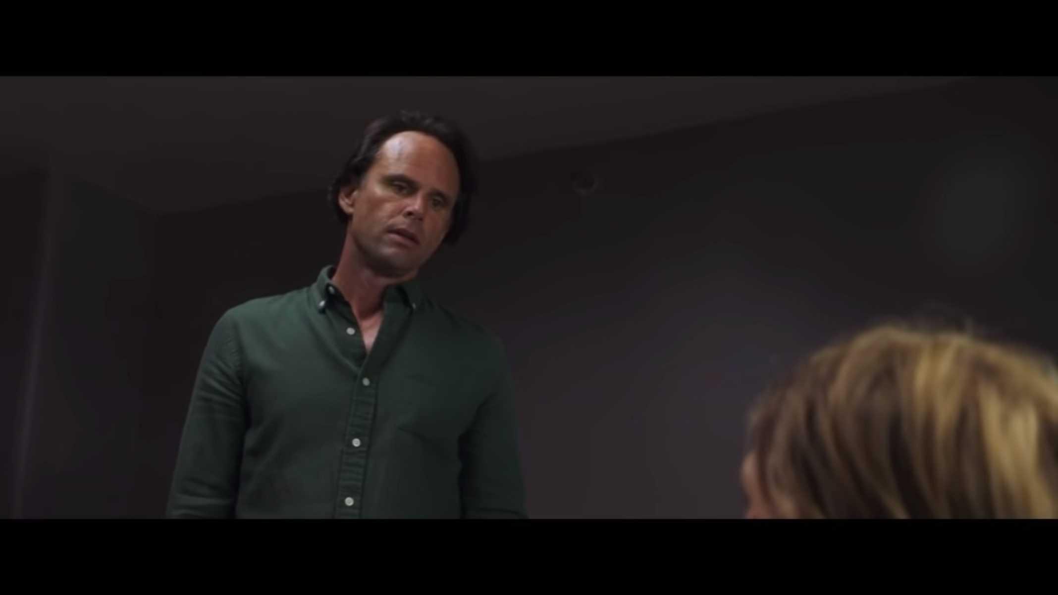 Paul (Walton Goggins) while Adam deals with his illness.