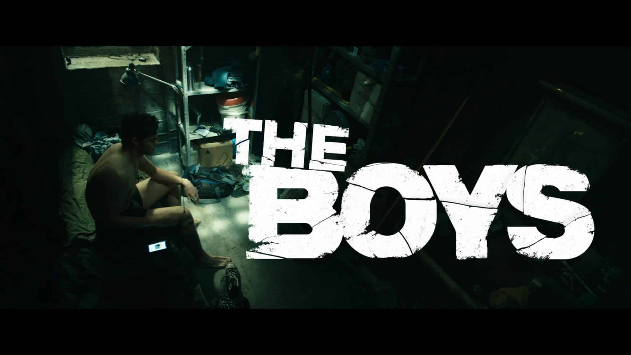 Title Card 1 - The Boys Season 2