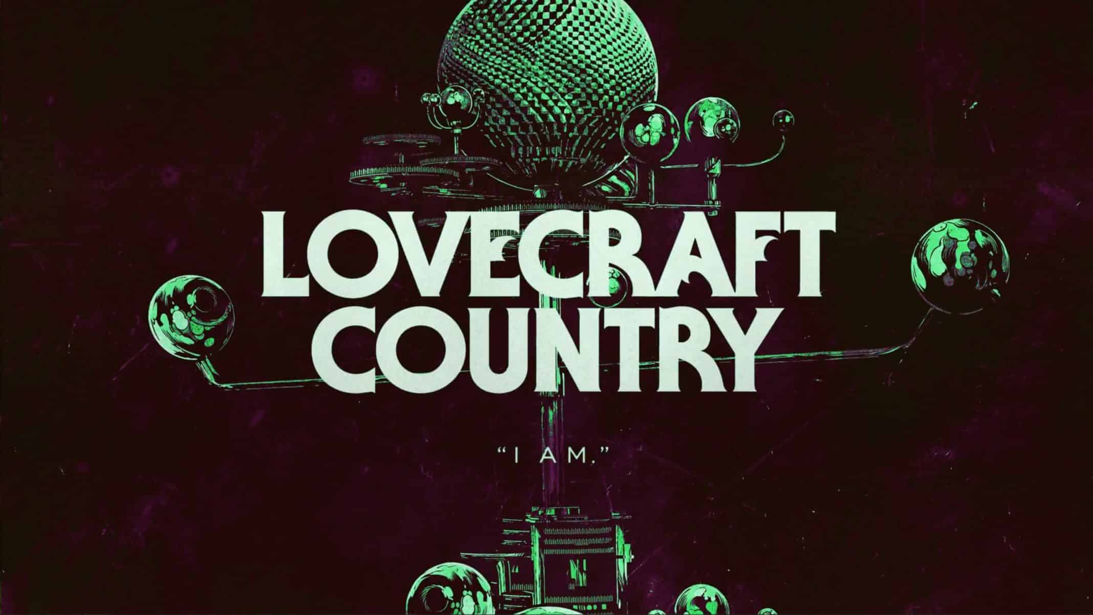 Title Card - Lovecraft Country Season 1 Episode 7 I Am