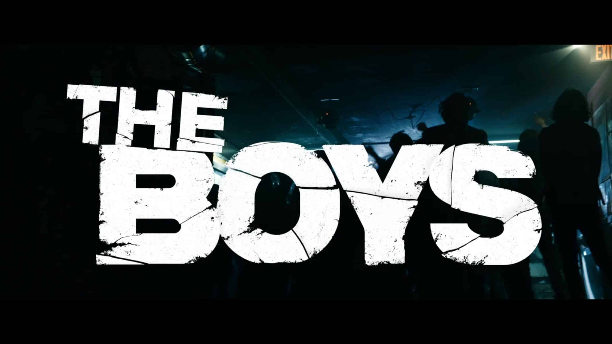 Title Card - The Boys Season 2 Episode 5 We Gotta Go Now