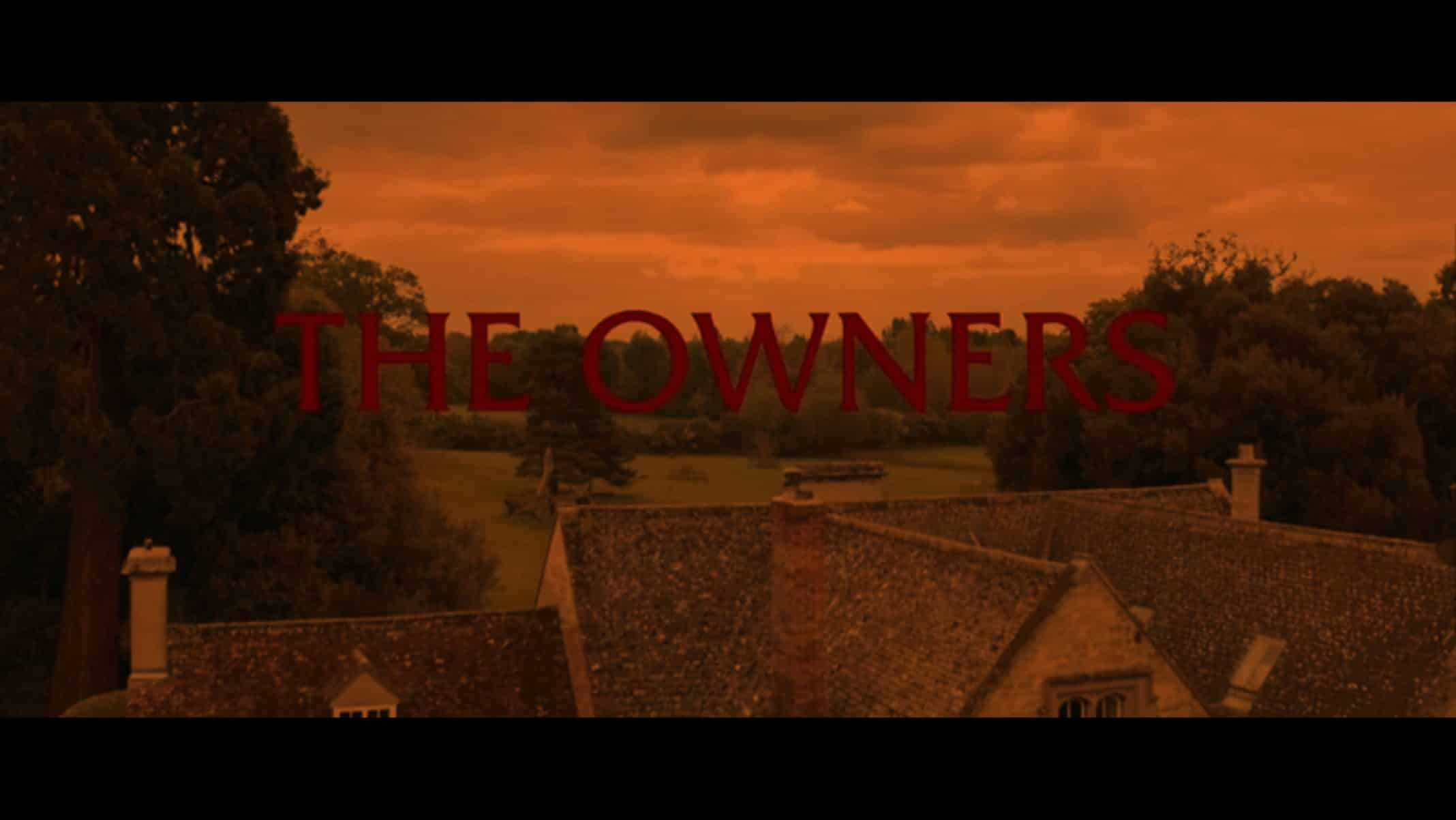 Title Card - The Owners
