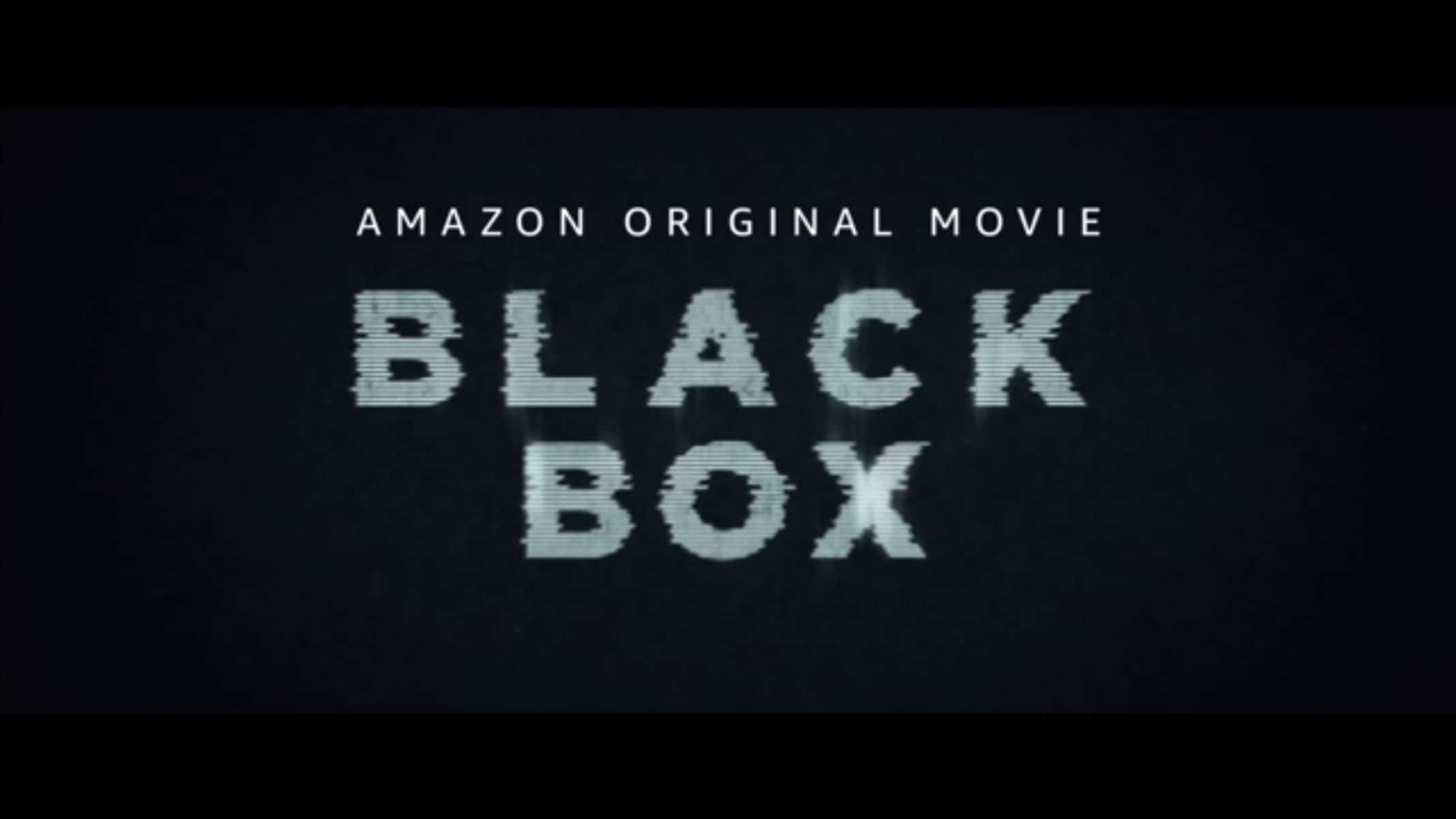 Title Card - Welcome To The Blumhouse (Black Box)
