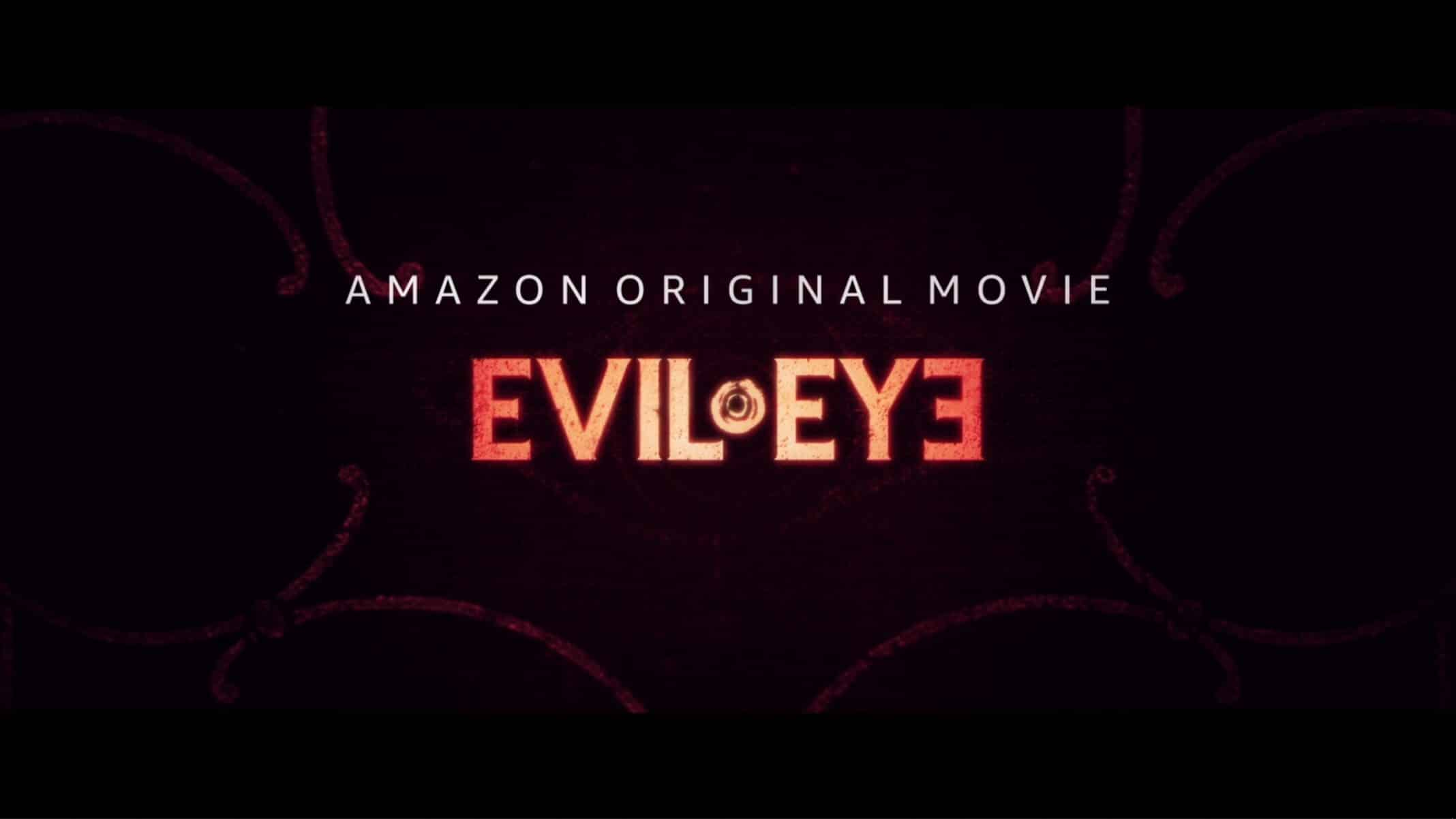 Title Card - Welcome To The Blumhouse (Evil Eye)
