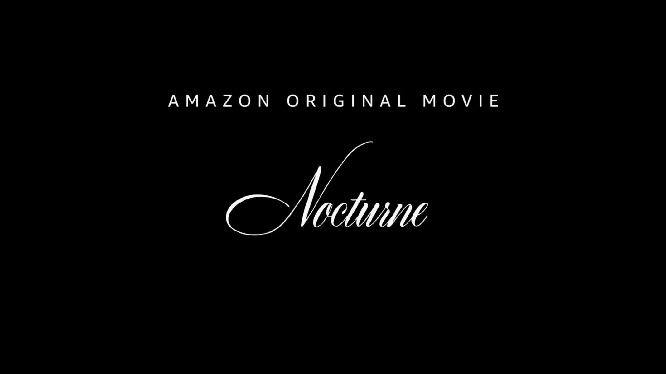 Title Card - Welcome To The Blumhouse (Nocturne)