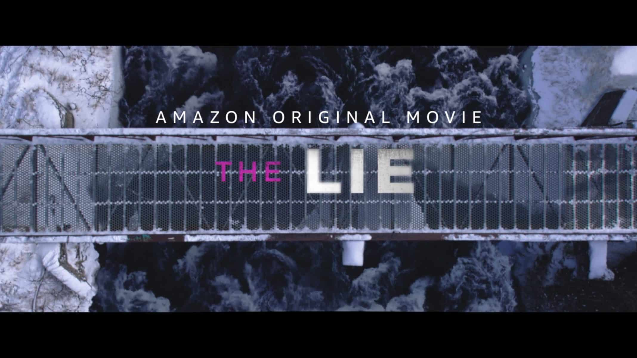 Title Card - Welcome To The Blumhouse (The Lie)