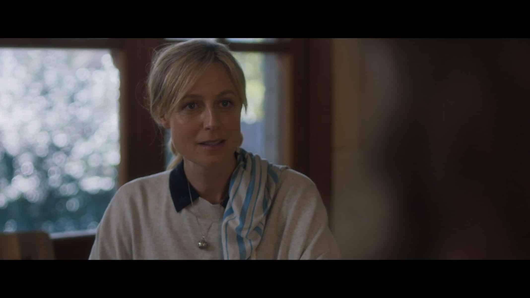 Erica (Marta Dusseldorp) learning Ellie is gay