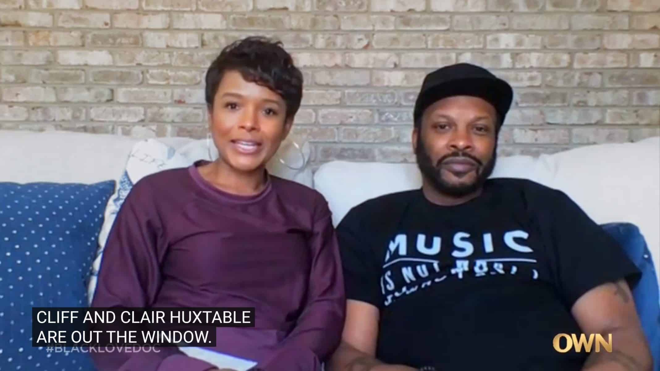 Lynette Jackson and DJ Jazzy Jeff talking about the shift in their relationship when Jeff got sick