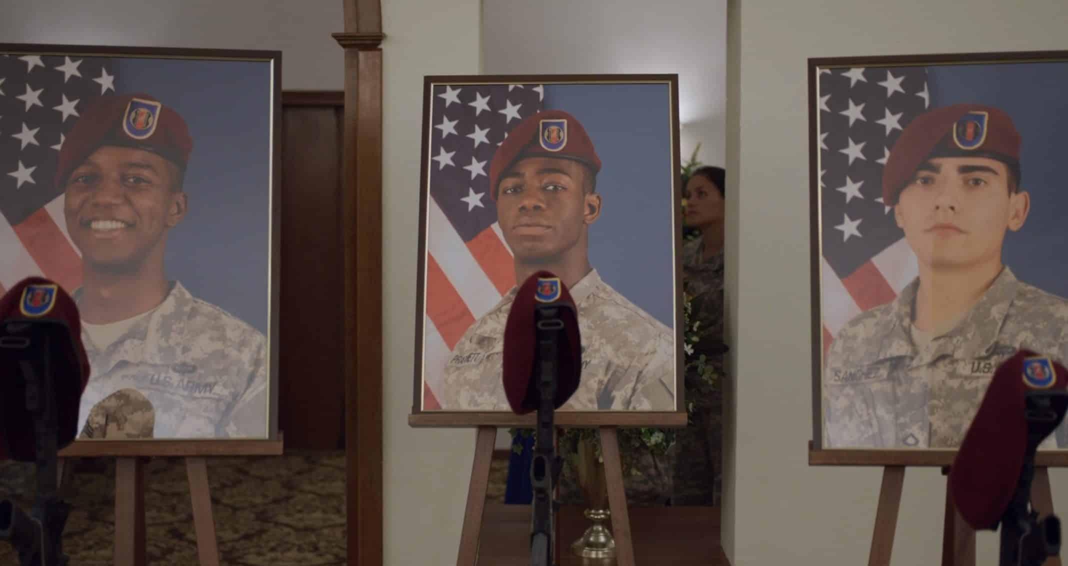 Craig's memorial