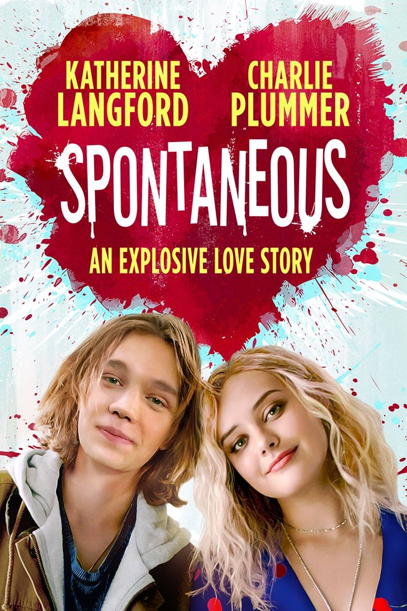 Movie Poster - Spontaneous