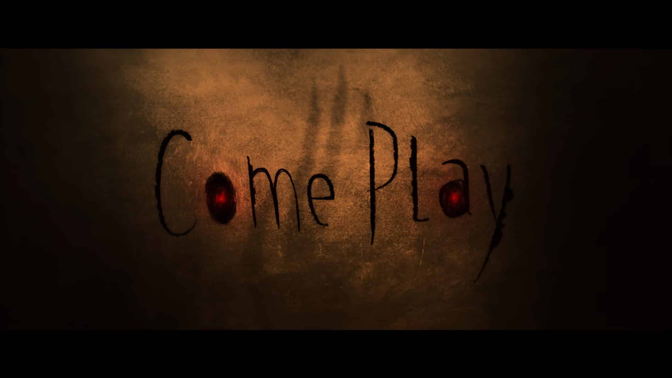 Title Card - Come Play (2020)