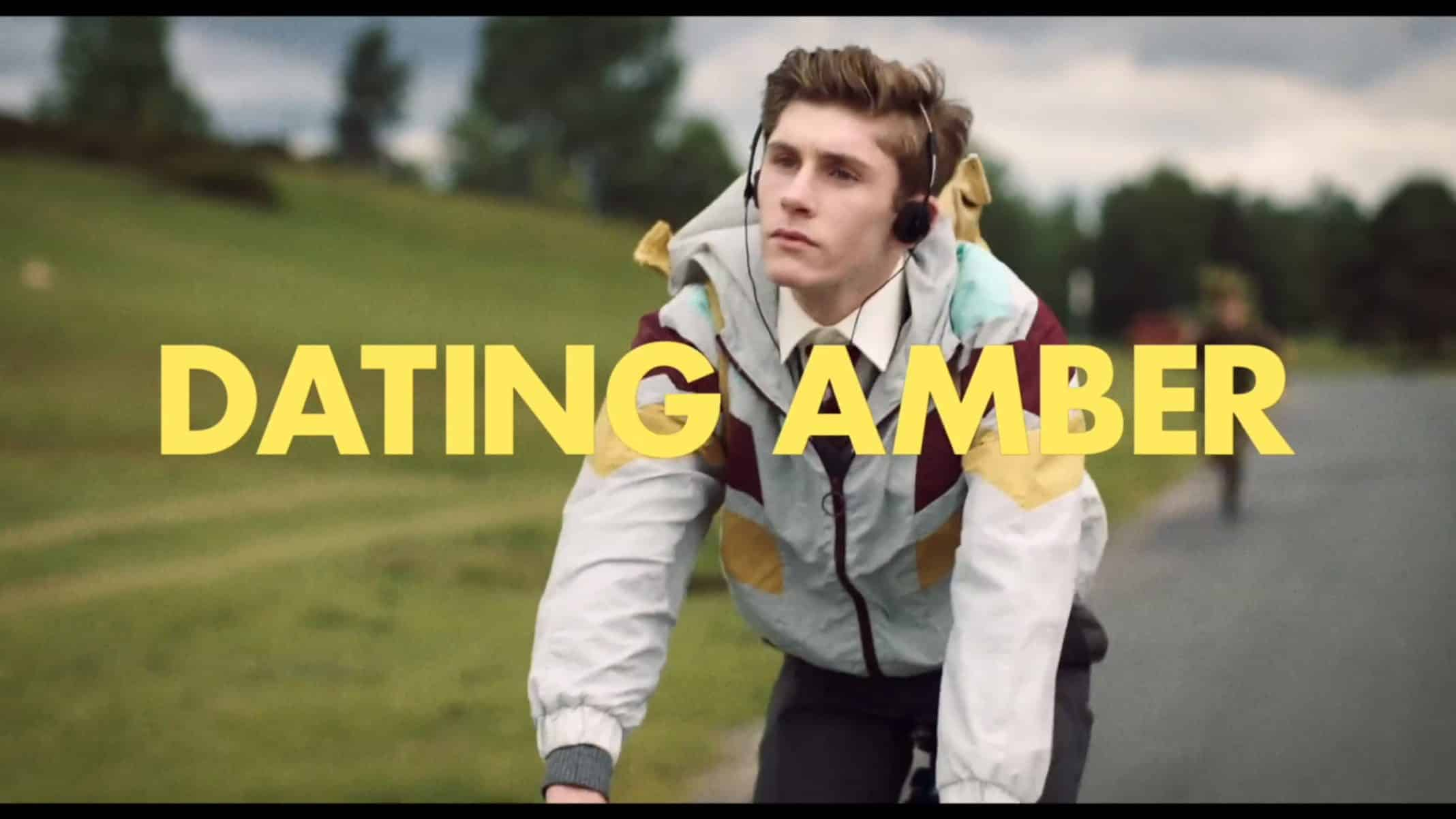 Title Card - Dating Amber