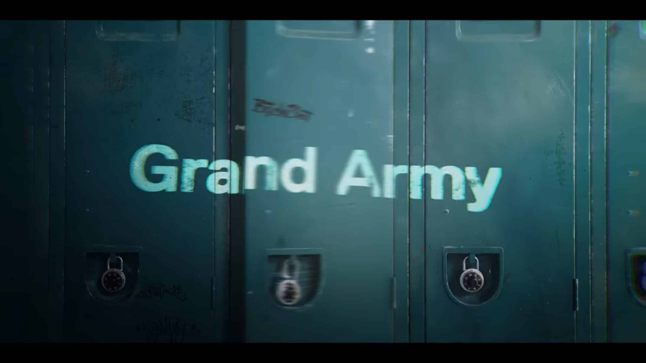 Title Card - Grand Army Season 1 Episode 1 Brooklyn, 2020