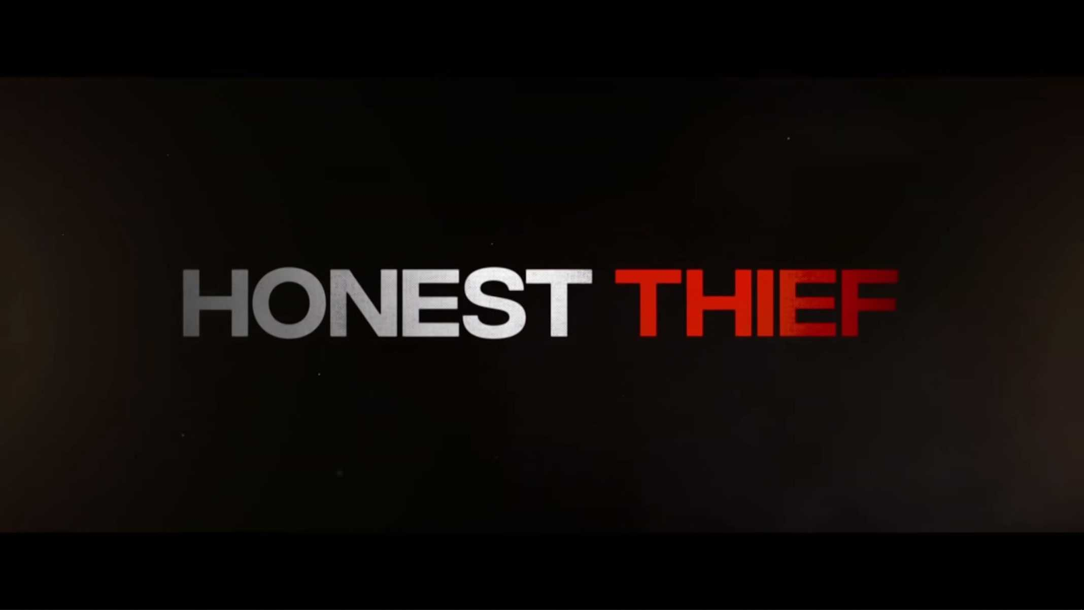 Title Card - Honest Thief