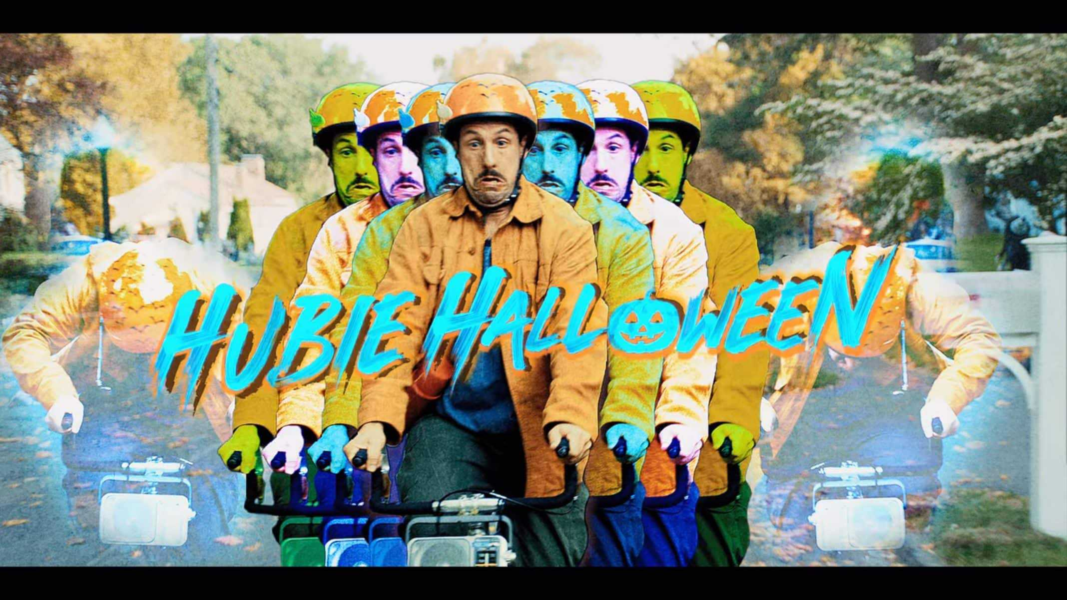 Title Card - Hubie Halloween (2020)