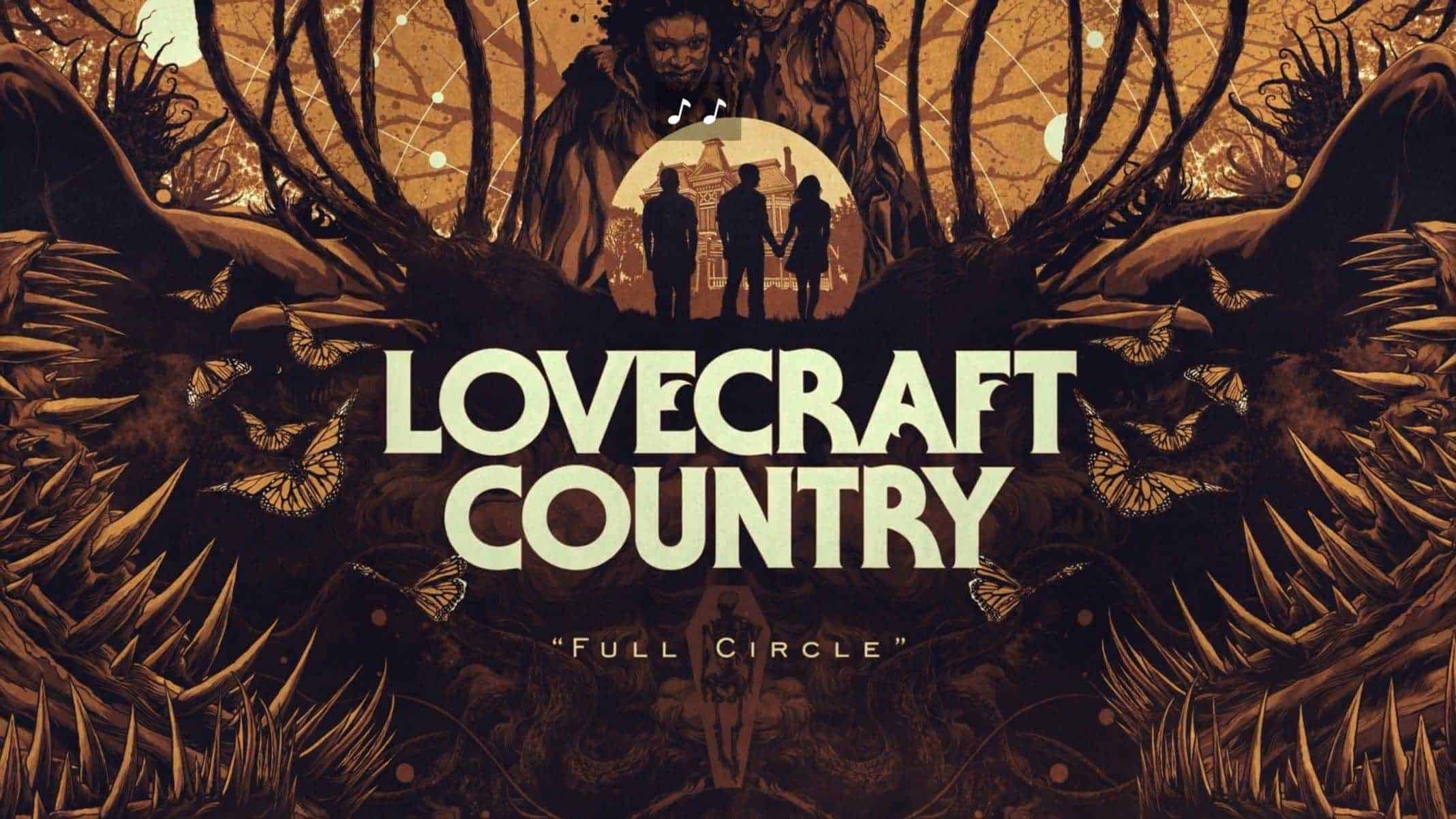 Title Card - Lovecraft Country Season 1 Episode 10 Full Circle [Finale]