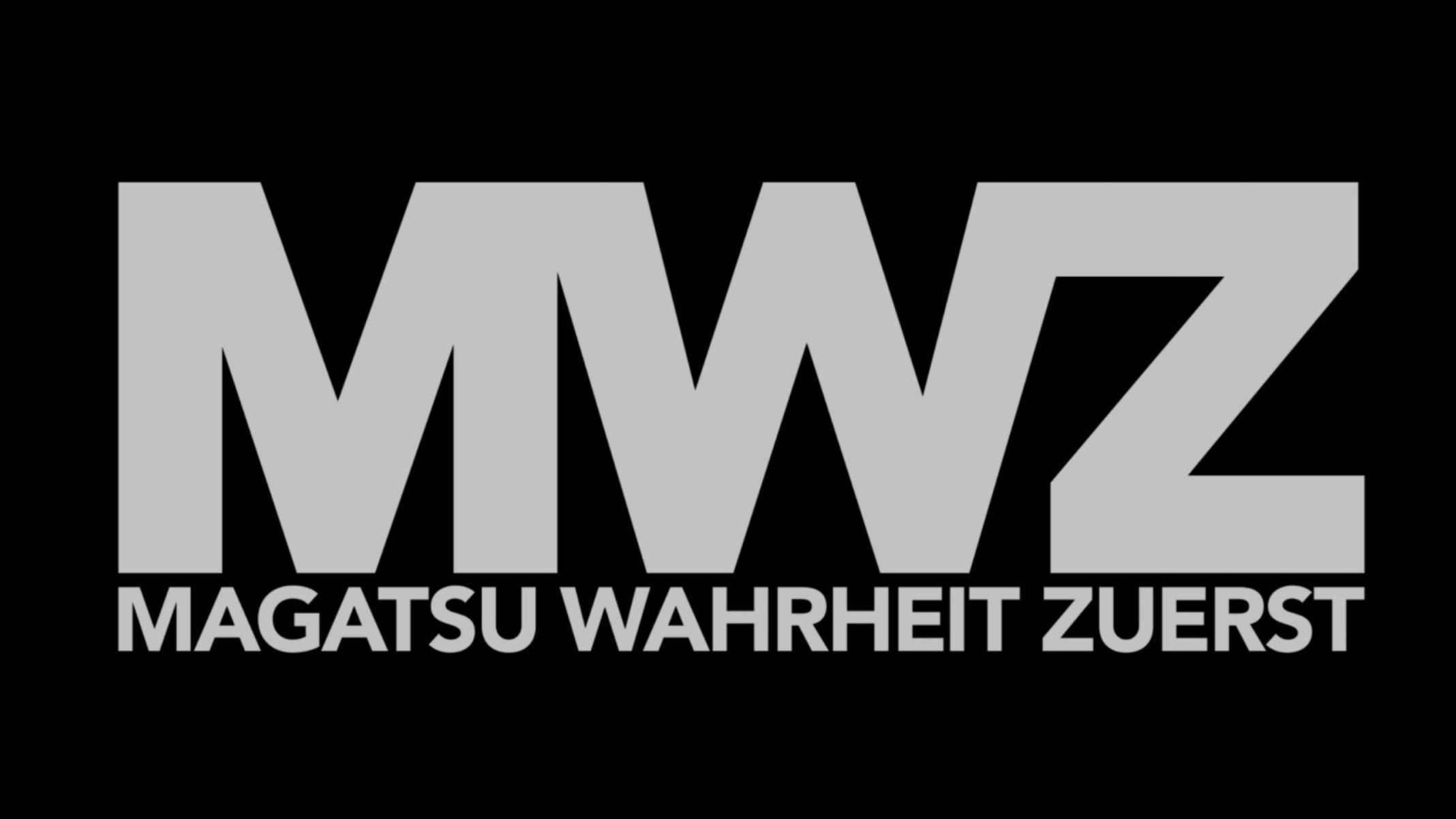 """Title Card - Magatsu Wahrheit Zuerst Season 1 Episode 1 """"The Getaway Part One"""""""