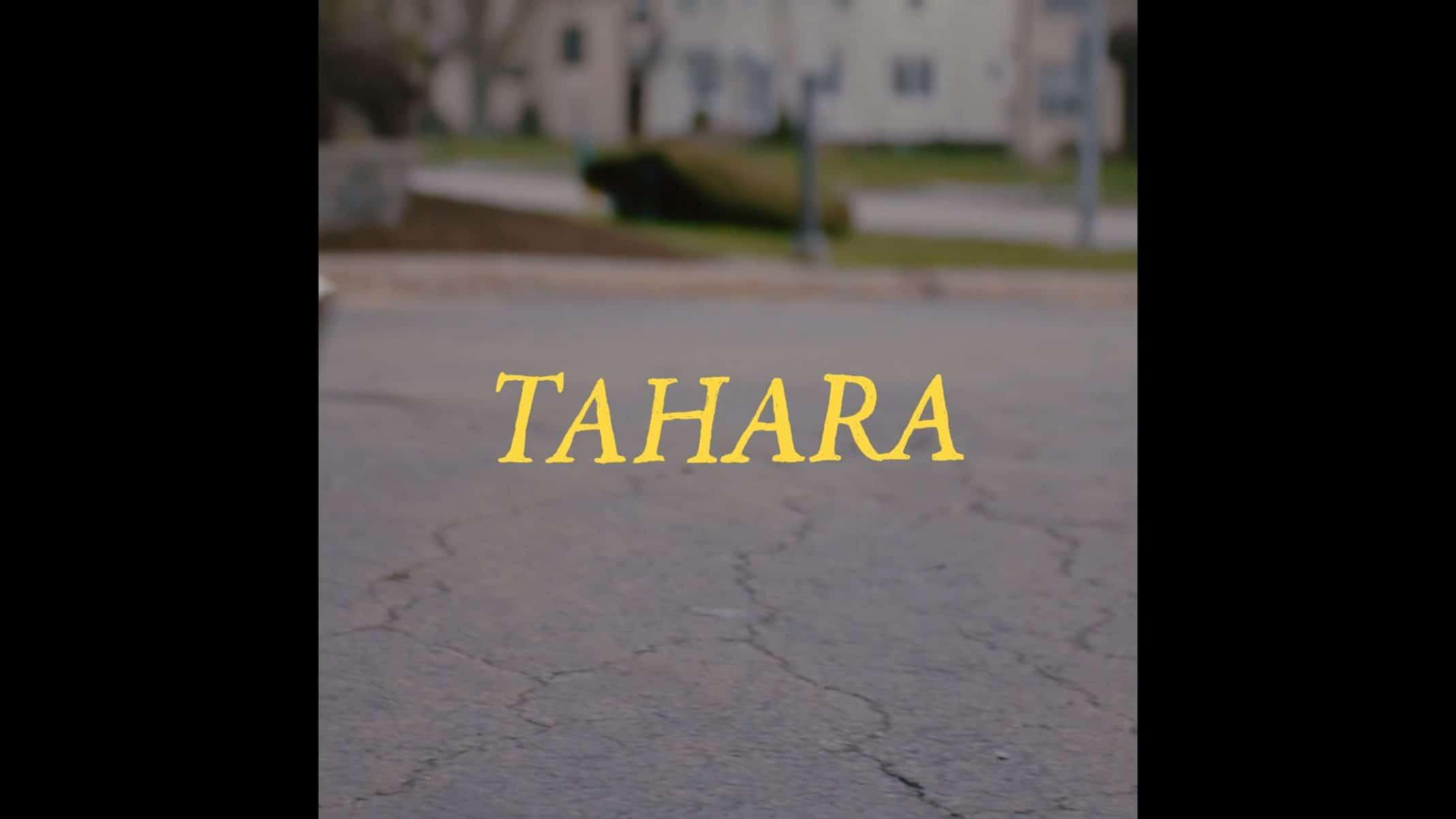 Title Card - Tahara